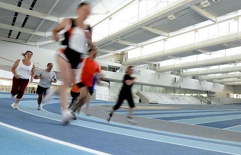 Athlétisme en salle