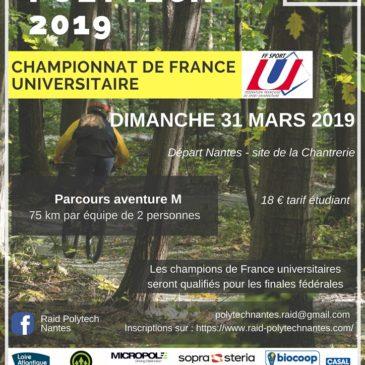 Raid multisports Championnat de France