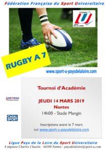 Rugby à 7 @ Nantes | Nantes | Pays de la Loire | France