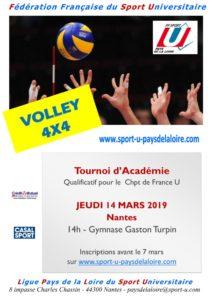 Volley 4x4 @ Nantes | Nantes | Pays de la Loire | France