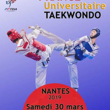 Taekwondo – Championnat de France