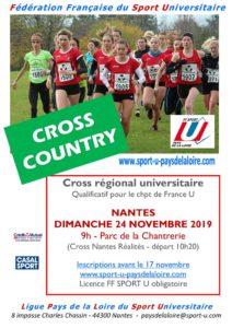 Cross Régional @ Nantes | Nantes | Pays de la Loire | France