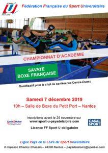 Savate Boxe Française @ Nantes | Nantes | Pays de la Loire | France