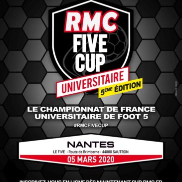 RMC FIVE Nantes