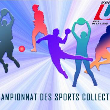 Sports collectifs – quelques explications…