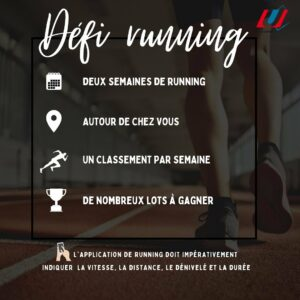 defi running