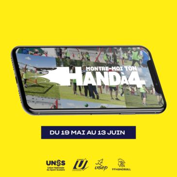 Handball // challenge vidéo'U