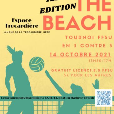Beach volley – King of the beach